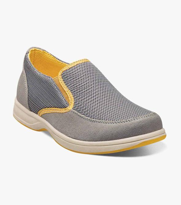 Cove Mesh Jr. Moc Toe Slip On Loafer