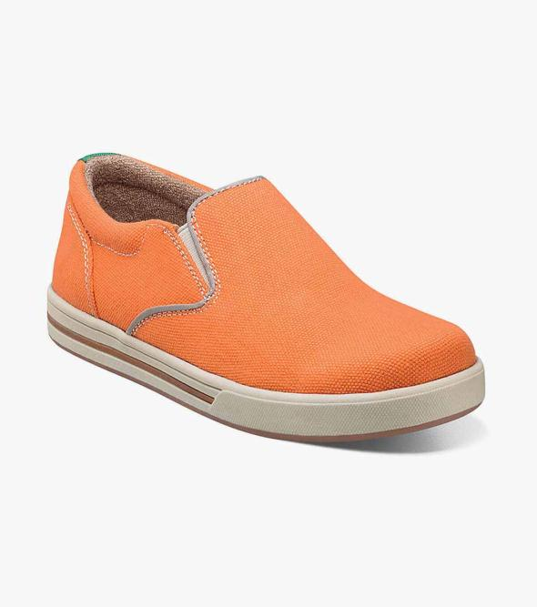 Flipside Jr. Plain Toe Slip On