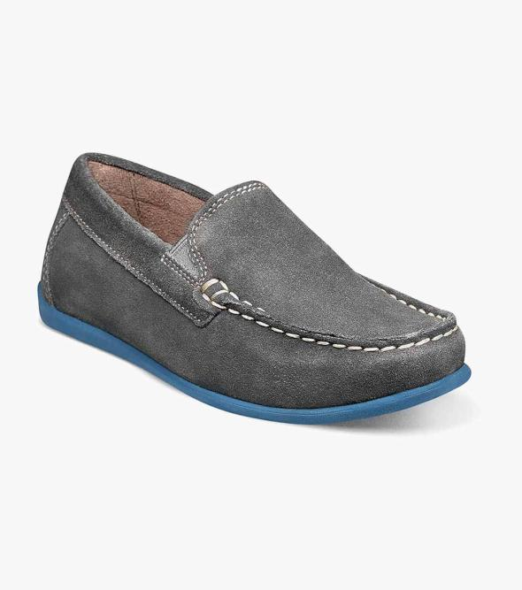 Jasper Jr. Moc Toe Venetian Loafer