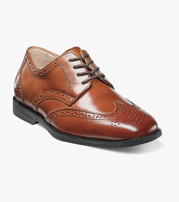 Reveal Jr. Wingtip Oxford