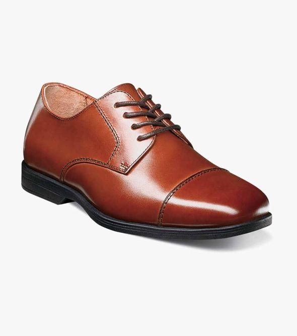 Reveal Jr. Cap Toe Oxford