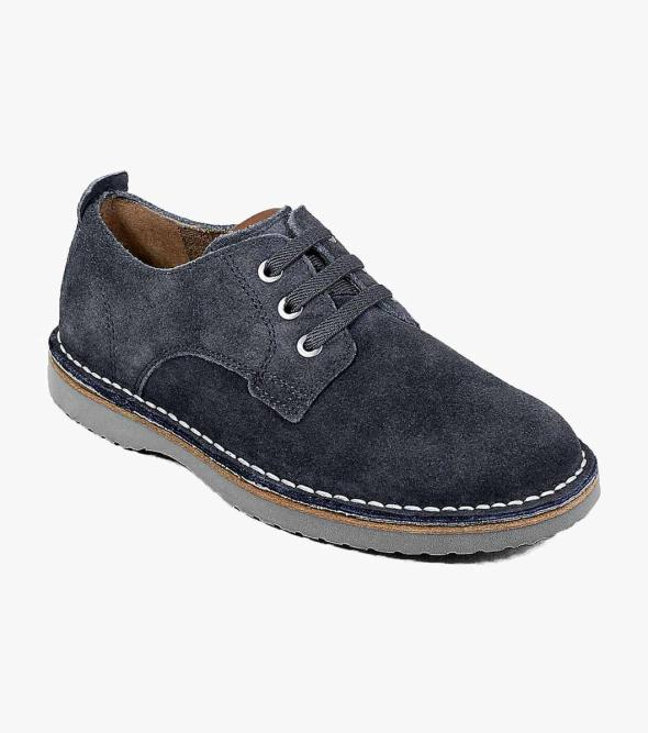 Navigator Jr. Plain Toe Oxford