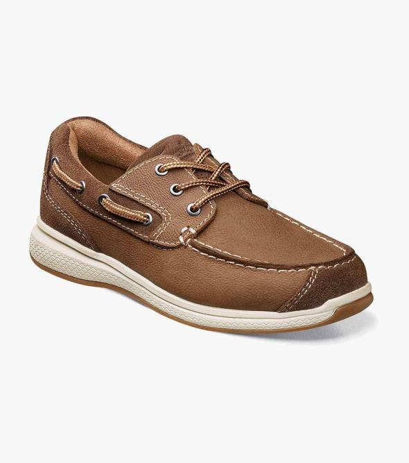Great Lakes Jr. Moc Toe Oxford
