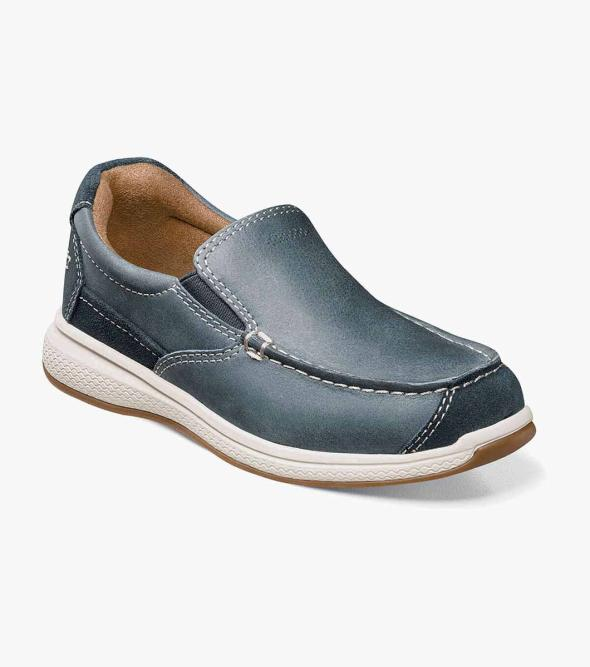 Great Lakes Jr. Moc Toe Slip On