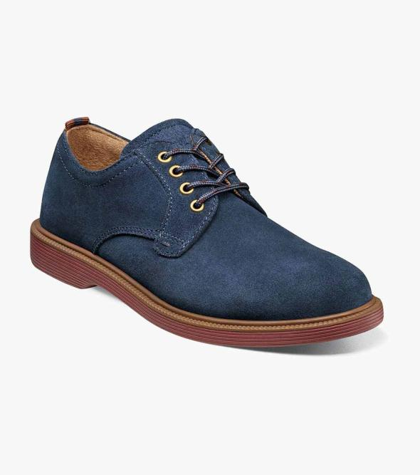 Supacush Jr. Plain Toe Oxford