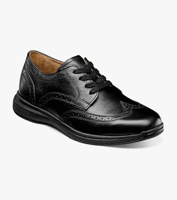 Great Lakes Jr. Wingtip Oxford