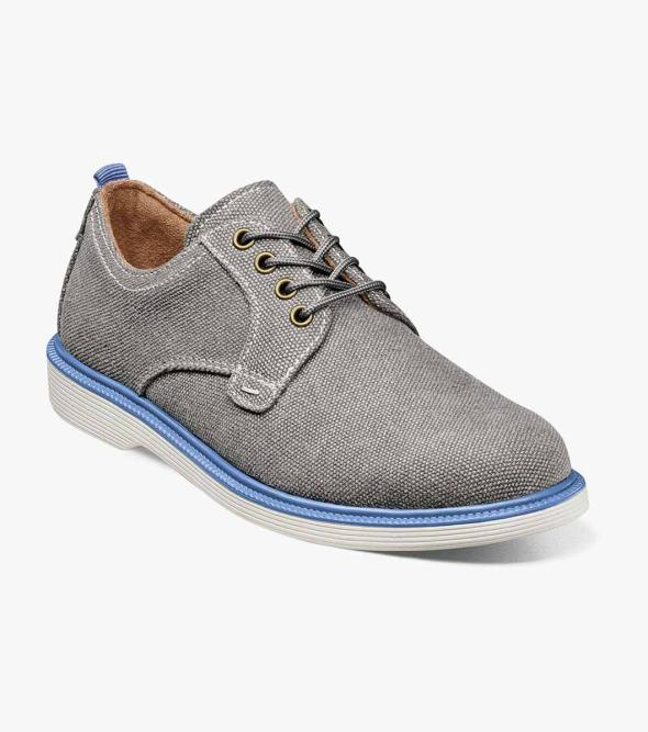 Supacush Jr. Canvas Plain Toe Oxford