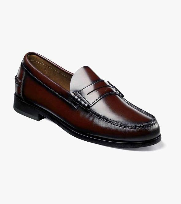 Berkley Moc Toe Penny Loafer