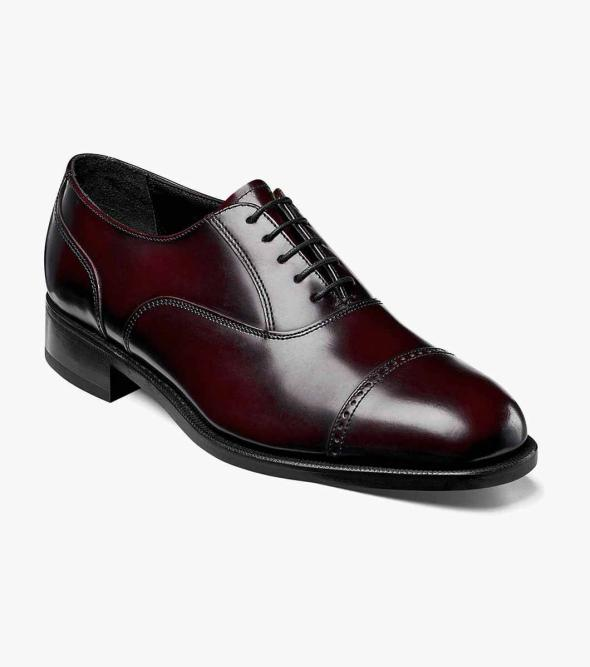 Lexington Cap Toe Oxford