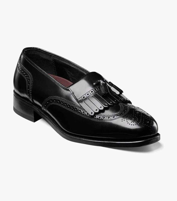 Lexington Wingtip Loafer