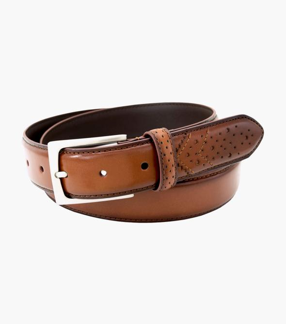 Castellano Wingtip Belt