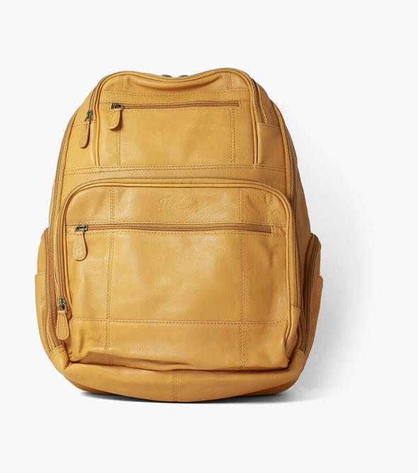 Baptiste Leather Backpack
