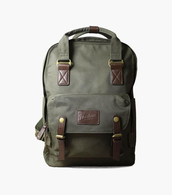 Gian Canvas Backpack