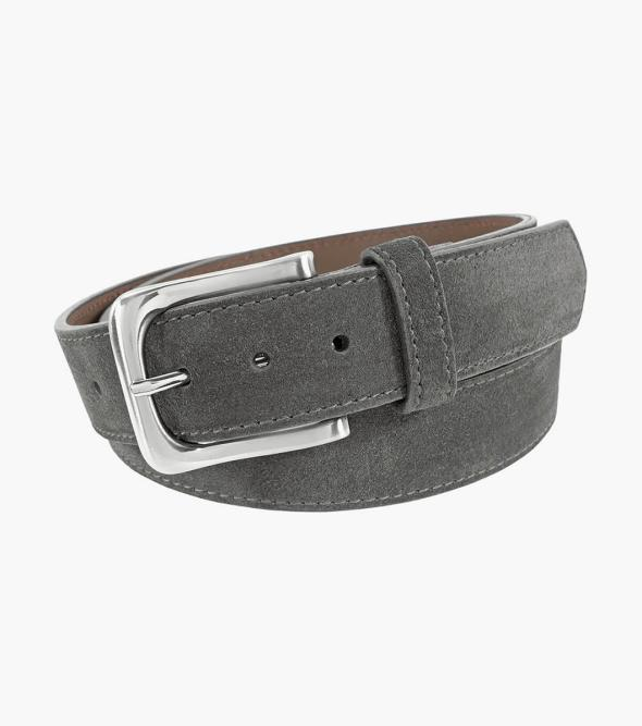 Ramirez Genuine Suede Belt