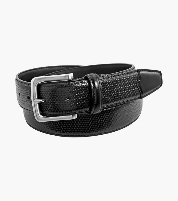 Marshall Embossed Weave Belt