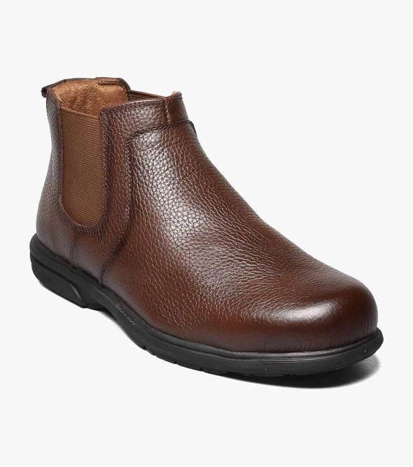Loedin Steel Toe Plain Toe Gore Boot