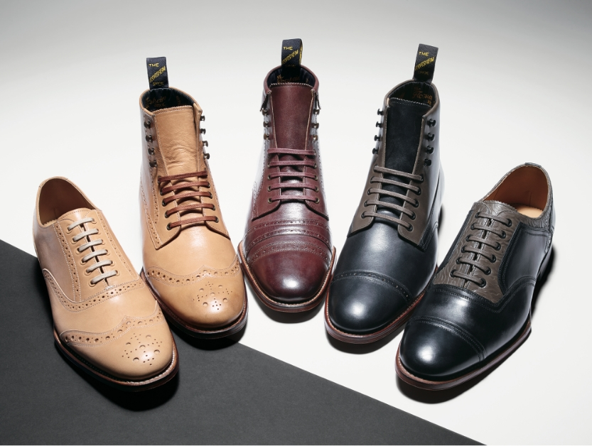 Read Florsheim Shoes 125+ Year Story