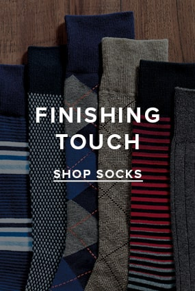 Shop socks. Click here.