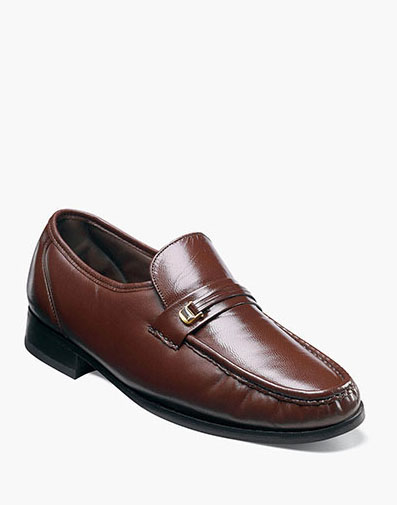 Dancer Moc Toe Bit Loafer in Cognac for 89.90 dollars.