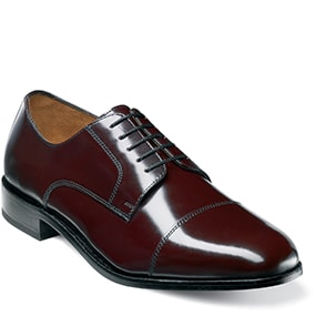 Broxton Cap Toe Oxford in Burgundy for $79.90