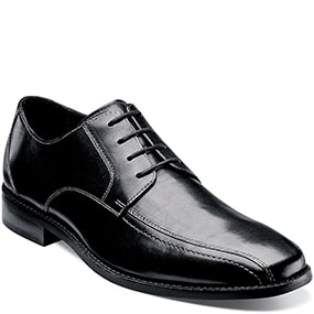 Francello Bike Toe Oxford in Black for $79.90