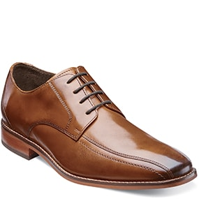 Francello Bike Toe Oxford in Saddle Tan for $79.90