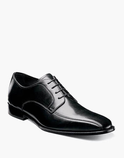 Jacobi Bike Toe Oxford in Black for 190.00 dollars.