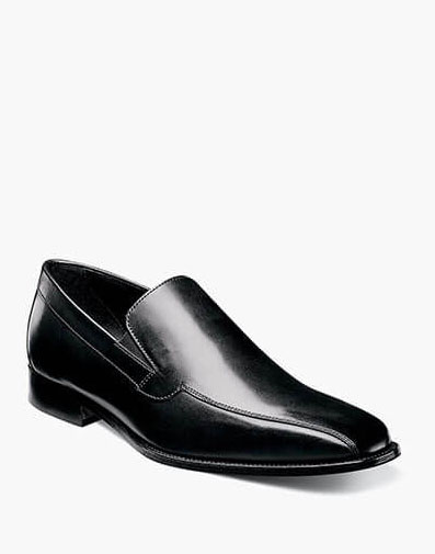 Jacobi  Bike Toe Slip On in Black for 190.00 dollars.