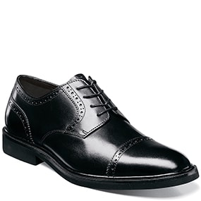 Cleveland Cap Toe Oxford in Black for $49.90