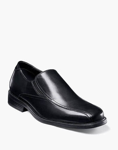 Wilsey Bike Toe Slip On Loafer in Black for 64.90 dollars.