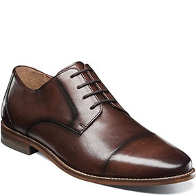 Finley II Cap Toe Oxford in Brown for $69.90