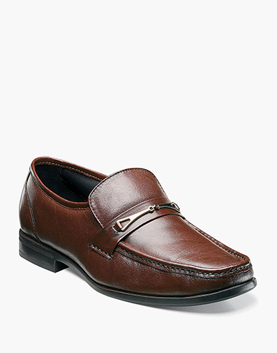 Bastille Moc Toe Bit Loafer in Cognac for 49.90 dollars.