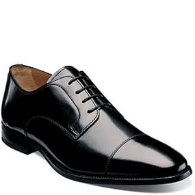 Sabato Cap Toe Oxford in Black for 59.90 dollars.