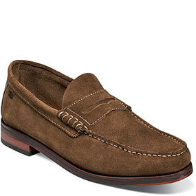 Heads Up Moc Toe Penny Loafer in Snuff for $79.90