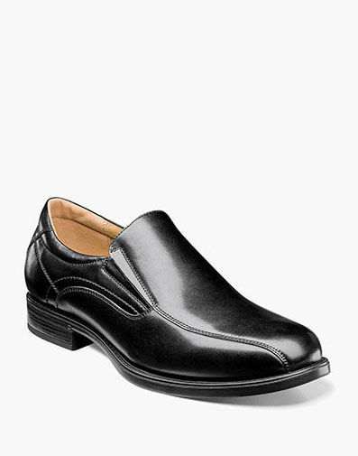 Midtown Bike Toe Slip On in Black for 115.00 dollars.