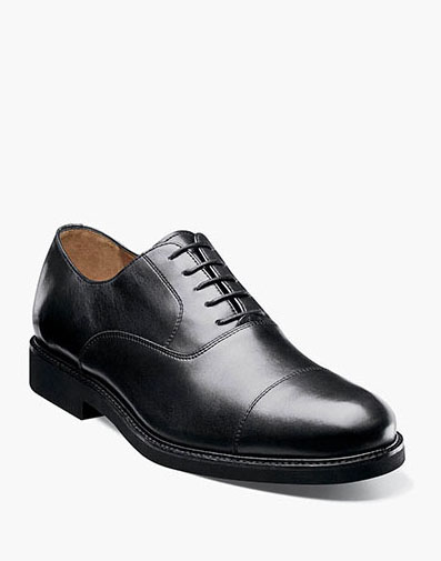 Gallo Cap Toe Oxford in Black for 99.90 dollars.