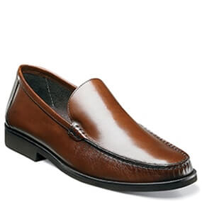Tuscany Venetian Loafer in Cognac for $89.90