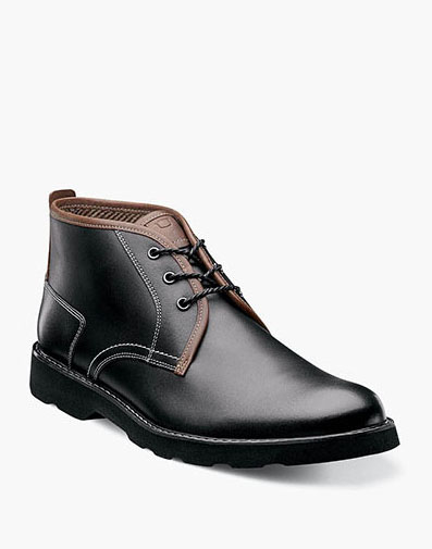 Casey Plain Toe Boot in Black for 49.90 dollars.