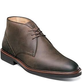 Truman Plain Toe Chukka Boot in Brown CH for $89.90