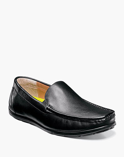 Draft Moc Toe Venetian Driver in Black for 79.90 dollars.