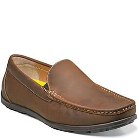 Draft Moc Toe Venetian Driver in Brown CH for 79.90 dollars.