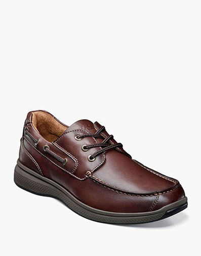 Great Lakes Moc Toe Oxford in Brown for $100.00