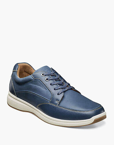 Great Lakes Moc Toe Walk in Indigo for $79.90