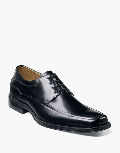 Cortland Moc Toe Oxford  in Black for 79.90 dollars.