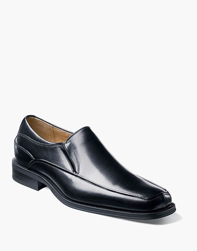 Corvell Moc Toe Slip On in Black for 69.90 dollars.
