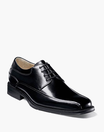 Curtis Bike Toe Oxford  in Black for 69.90 dollars.