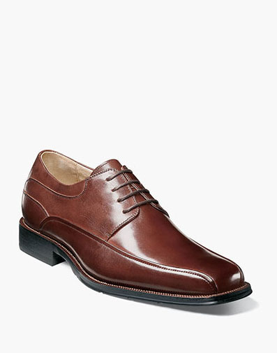 Curtis Bike Toe Oxford  in Brown for 69.90 dollars.