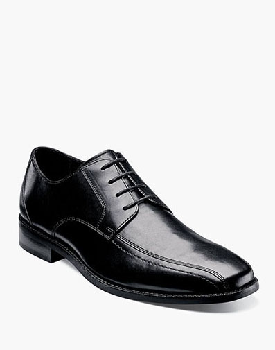 Castellano Bike Toe Oxford in Black for 49.90 dollars.