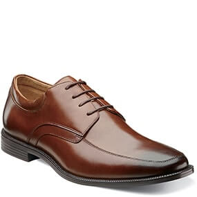 Forum Moc Toe Oxford in Cognac for $79.90