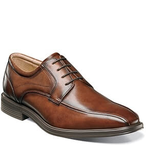 Heights Bike Toe Oxford in Cognac for $59.90